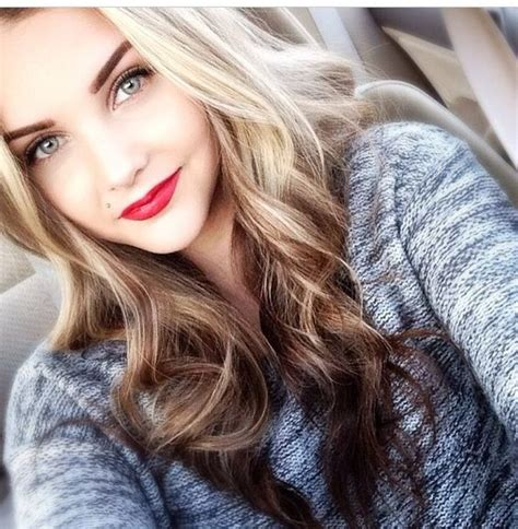 midlength blonde reverse ombre revers ombre hair colors pinterest ash my hair and