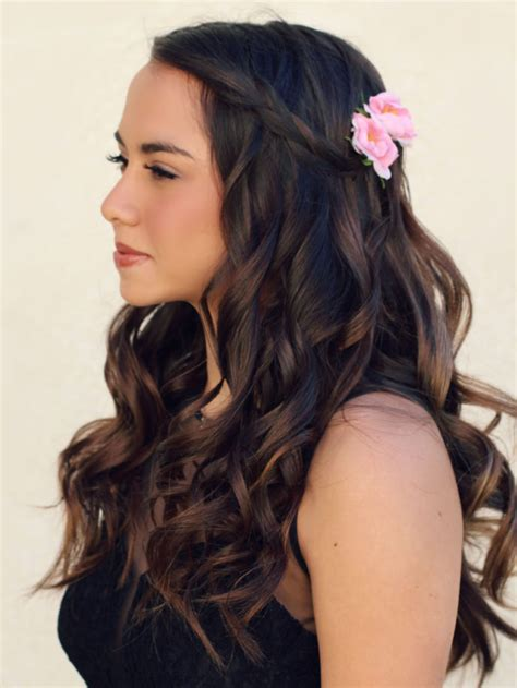 Formal Hairstyles For Hair by Winter Prom Hairstyles For Medium