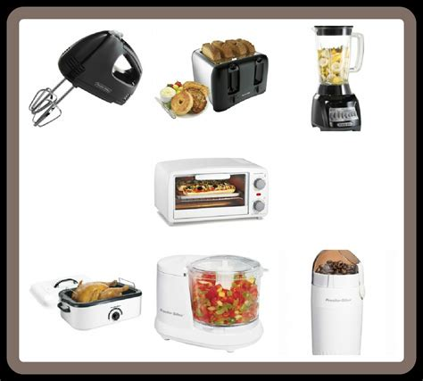 Small Kitchen Appliances by Totsy Small Kitchen Appliances Starting At Just 8 75
