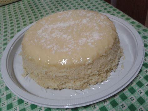 Coco De receita de bolo de coco de micro ondas tudogostoso