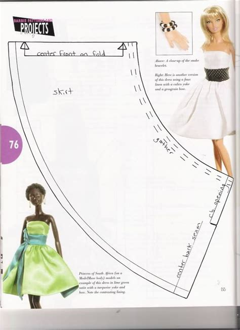 clothes pattern maker online 25 best ideas about barbie clothes on pinterest sewing
