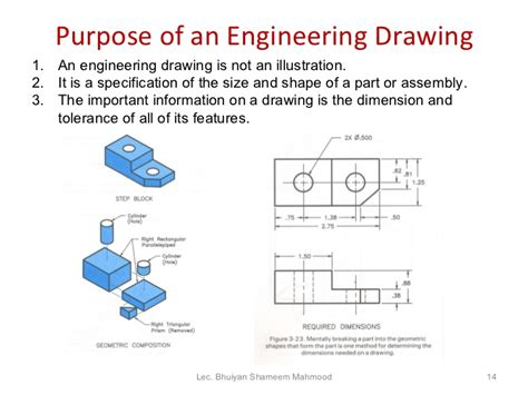 Engineering Drawing Engineering Drawing Ppt