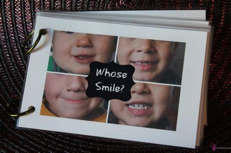 pcd smiles cookbook books whose smile preschool photo book