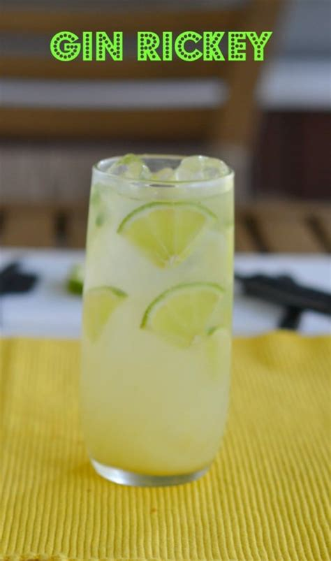 gin rickey and a review of cocktails for books lovers hezzi d s books and cooks