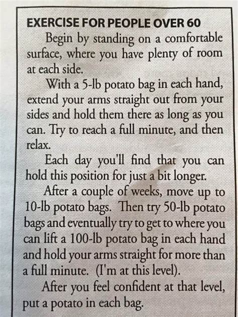 Exercise For Potatoes by Woodsterman There S No Meme Like A Friday Meme