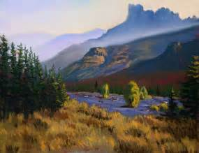 Landscape Pictures To Draw And Paint How To Draw Landscapes Free Landscape Drawing Tutorial