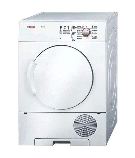 Bosch Hair Dryer India bosch wtc84100in 7 kg condenser dryer price in india buy