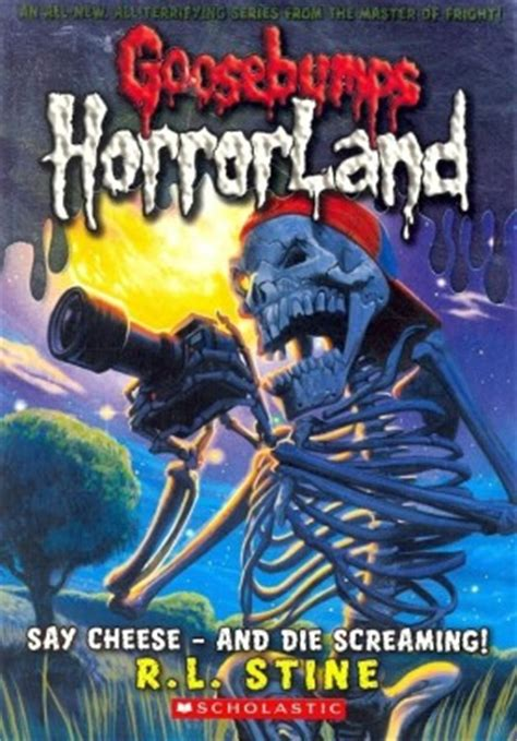 spooky end whitehouse volume 3 books buy goosebumps horror land welcome to horrorland a