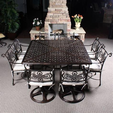 cast classics patio furniture cast classics landgrave patio furniture patio design ideas