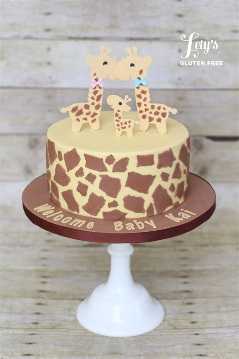 Baby Giraffe Baby Shower by Giraffe Baby Shower Cakecentral
