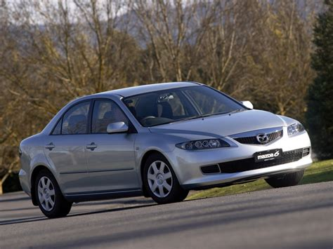 mazda 6 2007 specs mazda 6 atenza sedan specs 2005 2006 2007 autoevolution