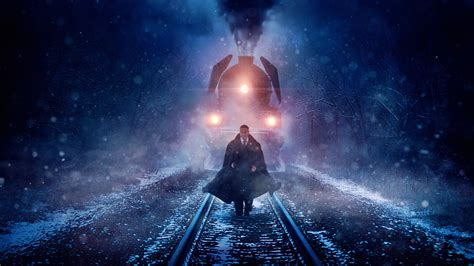 Murder on the Orient Express 2017 4K Wallpapers   HD