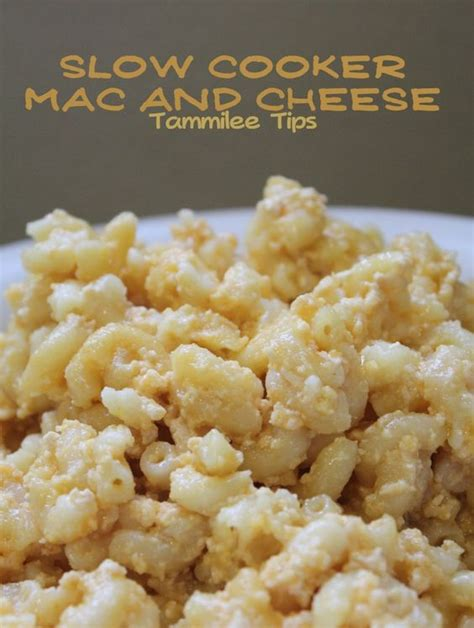 Crock Pot Mac And Cheese With Cottage Cheese cooker mac and cheese recipe the cheese healthy dinners and cheese