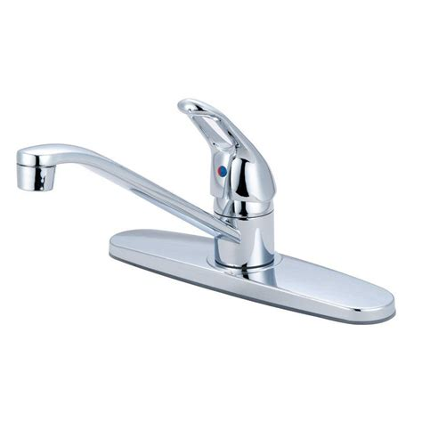 delta single handle kitchen faucet parts delta single handle kitchen faucet repair parts diagram for delta model series 172 173 174 176