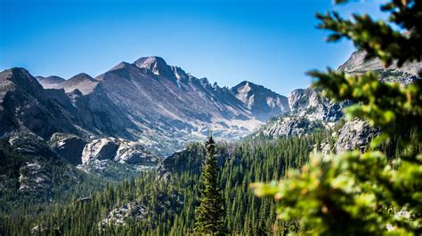 Mountain To Mountain wallpaper rocky mountain national park colorado usa
