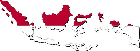 Kaos Siluet 20 indonesia clipart indonesia map outline pencil and in