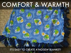 Blankets For Chemo Patients by Preparing A No Sew Fleece Blanket For A Chemotherapy
