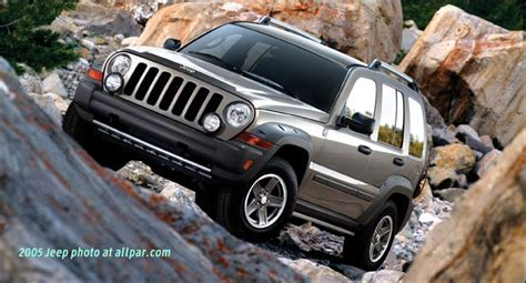 2002 jeep liberty towing capacity 2005 jeep liberty description and information allpar html