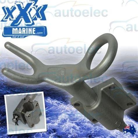 alloy boat rod holders xxx marine single alloy fishing rod holder mount game