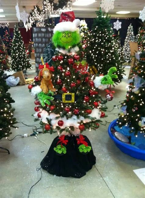 best 25 grinch christmas tree ideas on pinterest