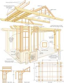 Pergola In Plan by Pdf Arbor Designs Plans