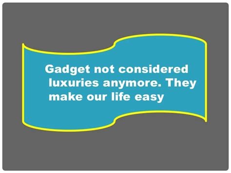 gadgets for easy life gadget mgt 315
