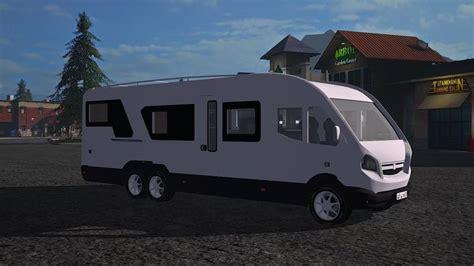 motorhome with interior v1 0 vehicles farming simulator