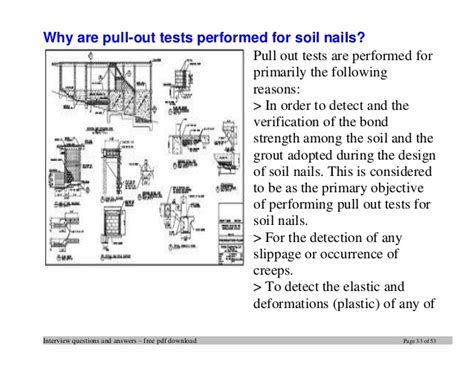 piping layout interview questions pdf top civil engineering interview questions and answers job
