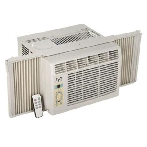 spt 12 000 btu window air conditioner wa 1211s the home