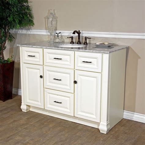 White Vanity Cabinets For Bathrooms White Bathroom Vanity Design Karenpressley