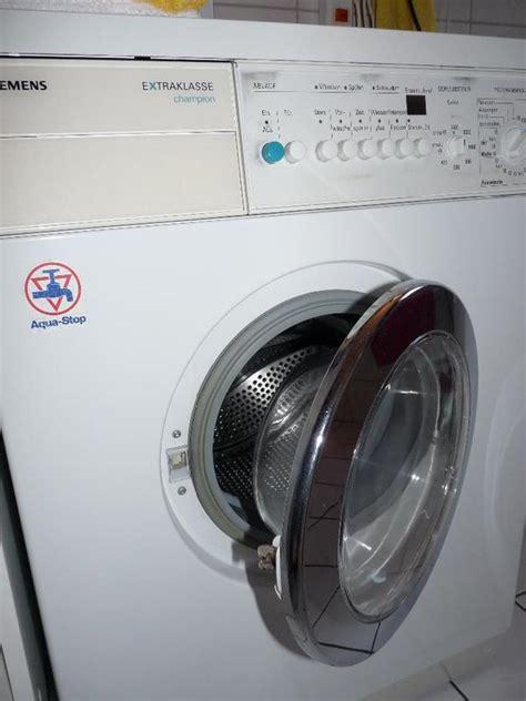 siemens waschmaschine extraklasse siemens chion extraklasse in ludwigshafen