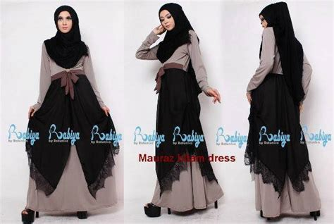 Pusat Sweater Baju Kapel Lengan Panjang At87 Only You Abu2 rabiya mauraz dress hitam baju muslim gamis modern