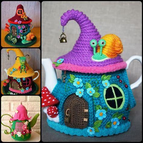 crochet house pattern free 20 handmade tea cozy with patterns