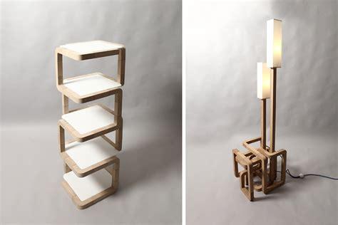 Etageres D Angles Design by Etagere D Angle Salon Maison Design Modanes