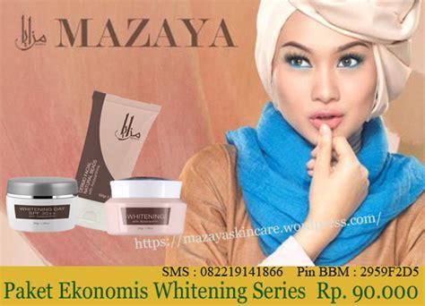Mazaya Dermo Anti Acne With Lha Krim Wajah Anti Jerawat Masaya mazaya kosmetik mazaya skin care