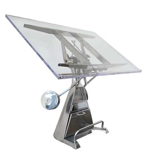 backlit drafting table metal drafting table images