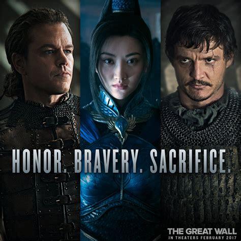 film scoring adalah the great wall review