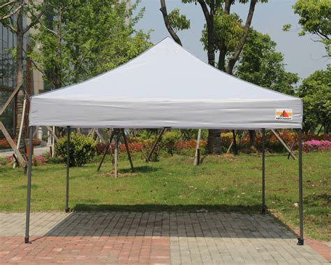 instant gazebo abccanopy 10x10 king kong gray canopy instant shelter