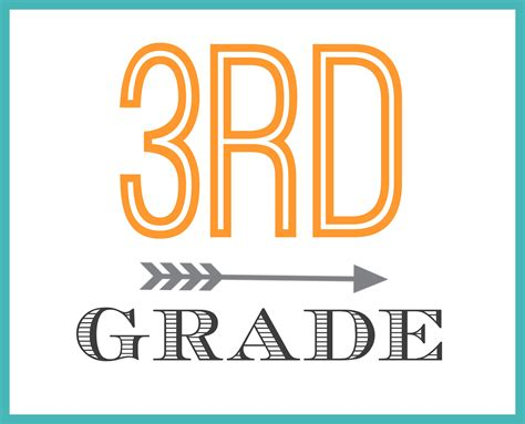 for 3rd graders free back to school printables simplykierste