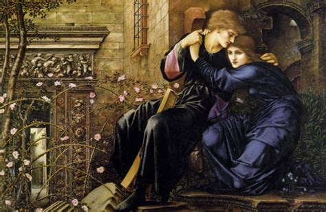 themes of love among ruins love among the ruins edward burne jones