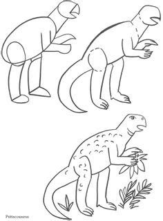 euoplocephalus coloring page how to draw euoplocephalus dinosaurs drawing pinterest