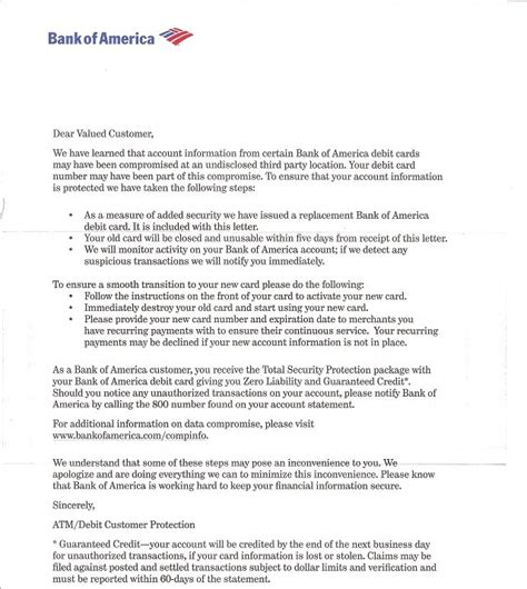 closing account letter bank of america bank of america closing account letter ideas build your