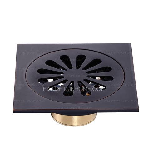 Touchless Kitchen Faucet by Vintage Oil Rubbed Bronze Black Shower Drains