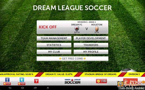 mendownload game dream league soccer mod dream league soccer mod tiền giải b 243 ng đ 225 trong mơ 3d