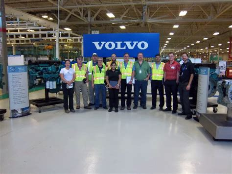energy efficiency hunt furthers continuous improvement  energy performance  volvo trucks