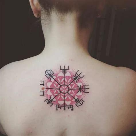 vegvisir tattoo pinterest 36 best vegv 237 sir tattoos images on pinterest viking