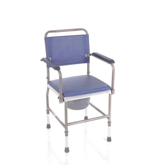 sedie comode per disabili sedia comoda in acciaio verniciato schienale smontabile