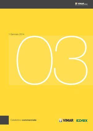 Calaméo - Catalogo Vimar 2013 -1 O