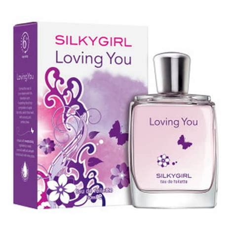 parfum silkygirl loving you original pusaka dunia