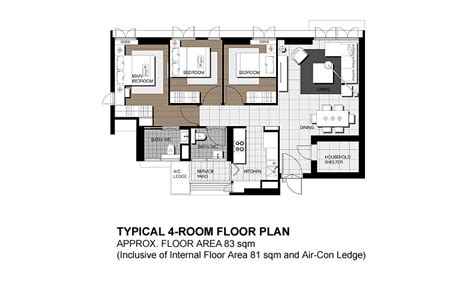 apartment layout plans floor plans suggested layouts for dawson skyterrace